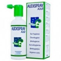 Audispray do higieny uszu w aerozolu - 45 ml