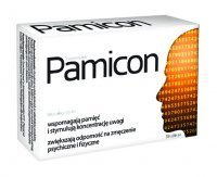 PAMICON, 30 tabletek