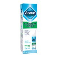 Acatar Hipertonic spray do nosa 100 ml - miniatura