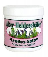 ALTER HEIDESCHAFER Maść z arniką 250ml - miniatura