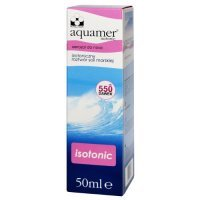 AQUAMER ISOTONIC Aerozol do nosa 50 ml - miniatura