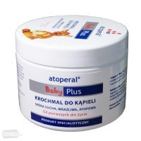 ATOPERAL BABY PLUS Krochmal do kapieli 125 g
