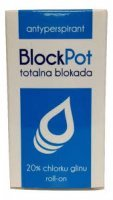 BLOCKPOT ANTYPERSPIRANT ROLL-ON, 20 ml - miniatura