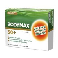 BODYMAX SENIOR 50+ 30 TABLETEK - miniatura