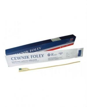 CEWNIK FOLEY CH 18 5-10ml ROMED 2-droż.