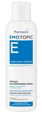 EMOTOPIC EMULSJA DO KĄPIELI 200 ml