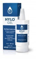 HYLO-GEL krople do oczu, 10 ml - miniatura
