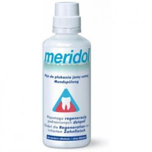 MERIDOL Płyn do płukania ust 400 ml