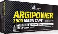 OLIMP ARGI POWER Mega Caps 120 kapsułek - miniatura