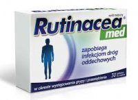 RUTINACEA MED, 30 tabletek do ssania - miniatura