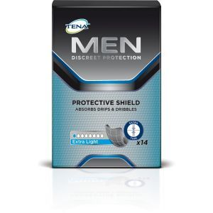 TENA FOR MEN EXTRA LIGHT LEVEL 0, 14 sztuk