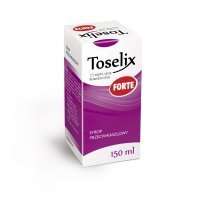 TOSELIX FORTE 1,5 mg/ml syrop 150 ml - miniatura